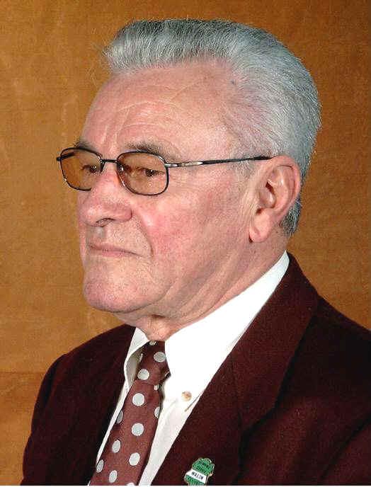 Aimé DUPONT : Vice-Président Honoraire