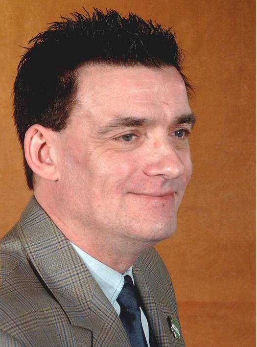 Daniel DECRAUX : Membre actif