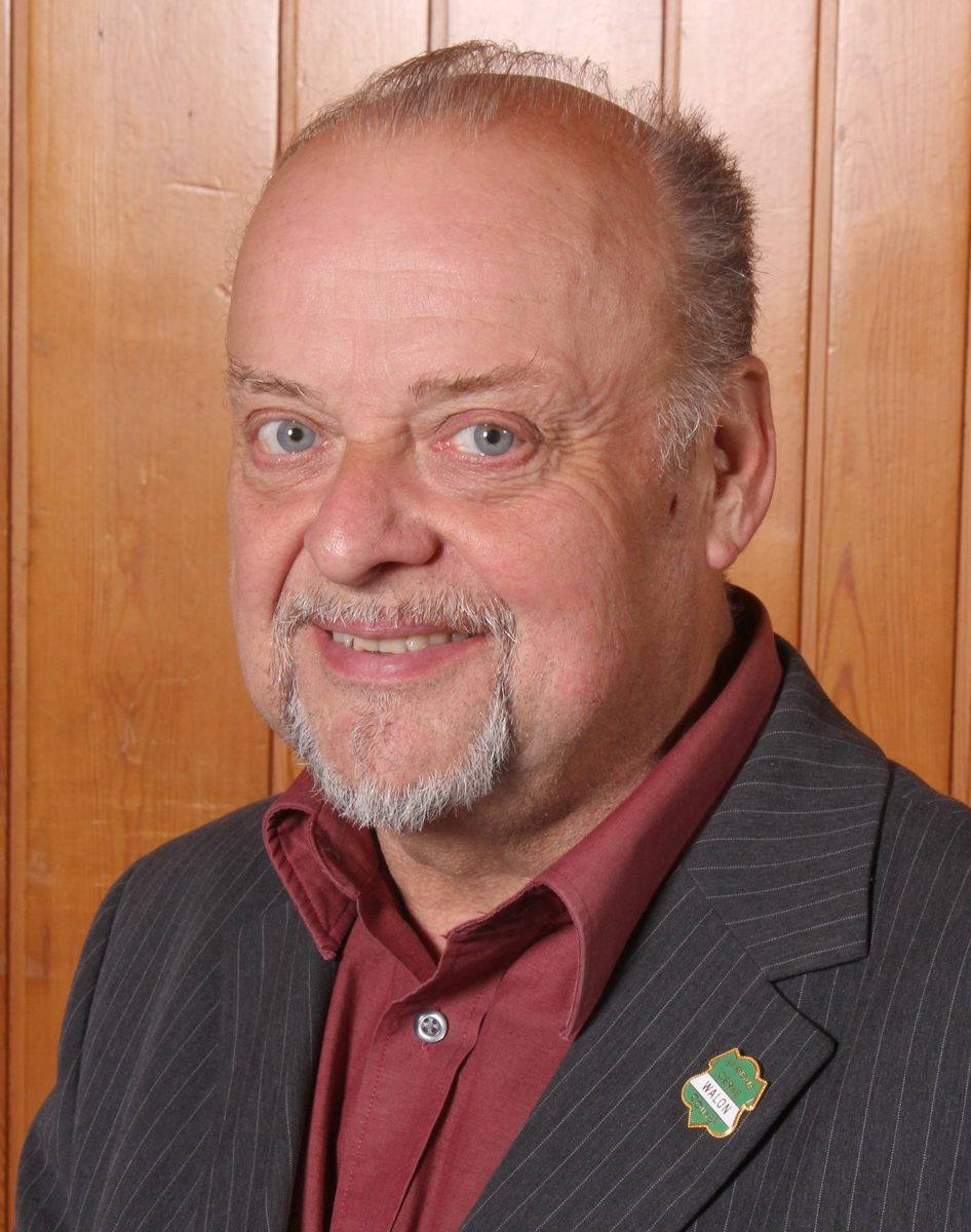 Jean-Marie BAUDE : Trésorier