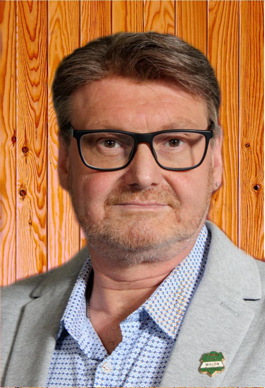 Robert GASPARD : Membre actif