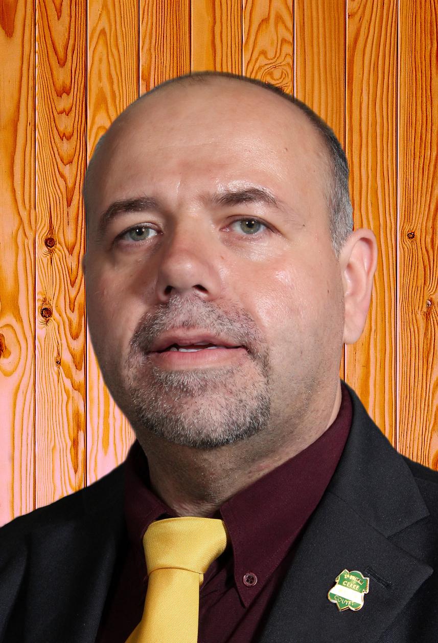 Frédéric DEPIREUX : Membre actif