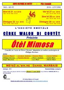Affiche ôtèl Mimosa-page0001
