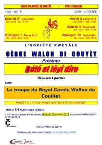 Affiche Revue2019