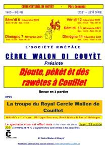 Affiche Revue2021